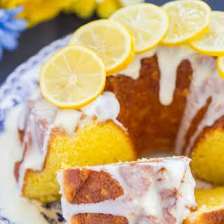 Lemon Blueberry Cheesecake.