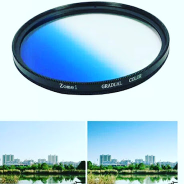 租借漸變鏡(58mm) (連機租)