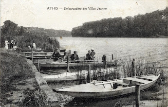 Photo: Athis - Embarcadère des Villas Jeanne