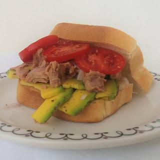 Avocado Tuna Sandwich Recipe