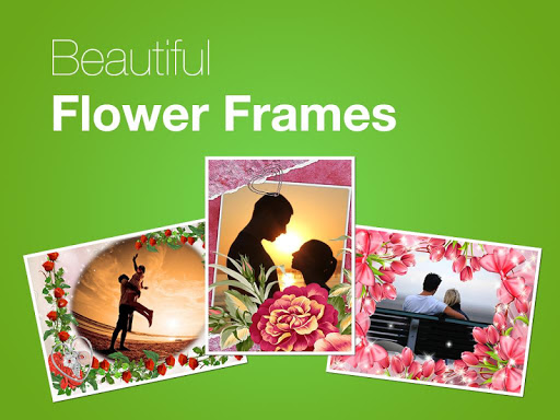 Flower Photo Frames