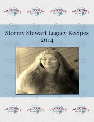 Stormy Stewart Legacy Recipes 2014