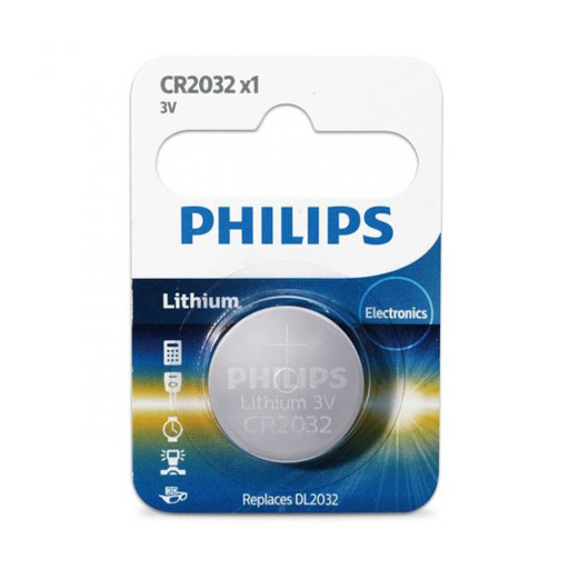 Pin Philips CR2032