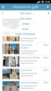 Comune di Chiaramonte Gulfi - náhled