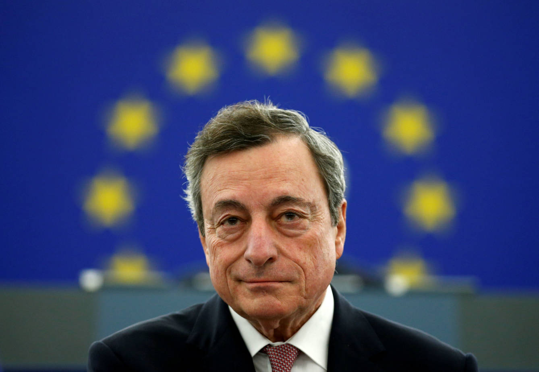 Mario Draghi es presidente del Banco Central Europeo desde 2011. El italiano dejará la institución en octubre, y todavía no se sabe quién será su sustituto. (Foto: Reuters)