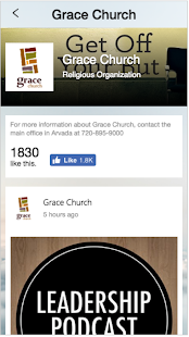 Grace Mobile- screenshot thumbnail