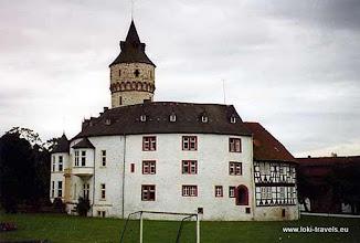 Photo: Hainbergen. Slot Oeher am Weissenberge.