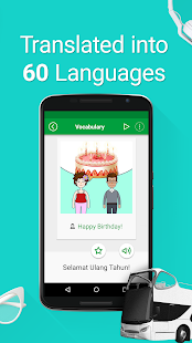 Learn Indonesian Phrasebook - 5,000 Phrases - náhled