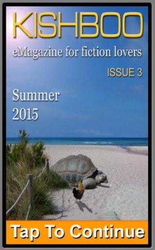 Kishboo Summer 2015 Issue 3