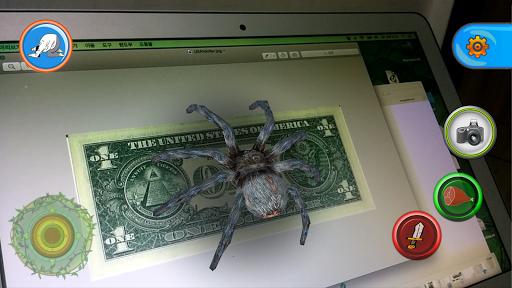 곤충 이미지AR 증강현실