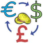 Quick Currency Converter Icon