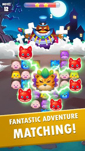 Pet Puzzle: Match 3 Games & Matching Puzzle 1.21 screenshots 1