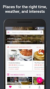 Barcelona City Guide - Gogobot- screenshot thumbnail
