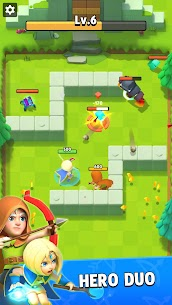 Archero Mod APK (Infinite Money) v1.4.4 Download 3