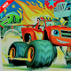 Download Blaze Superheroes Monster Trucks Adventures Dash For PC Windows and Mac