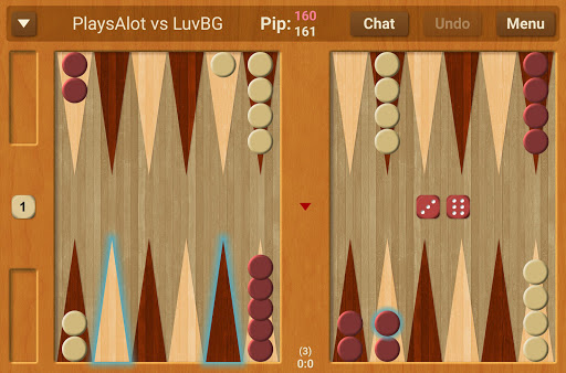Backgammon NJ Online 1.2 screenshots 12