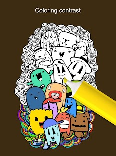 Doodle Coloring Books - Android Apps on Google Play