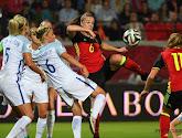Dappere Flames verweren zich kranig tegen wereldtopper Engeland