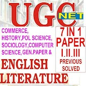 UGC NET Previous PaperSolution