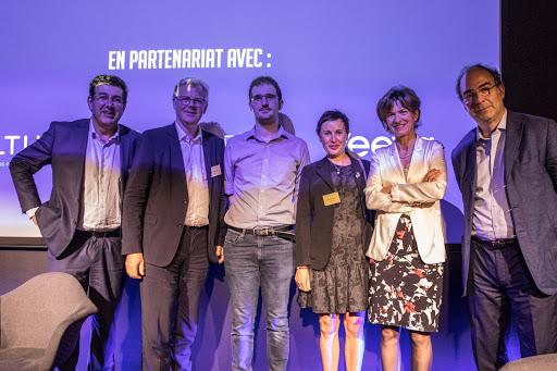 Club Les Echos Digital avec Isabelle Kocher et Yves Le Gélard - Valtus