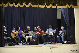 Photo: Set Dancing and Ceilidh Dances Paul Smith music by Comhaltas Musicians in the Town Hall