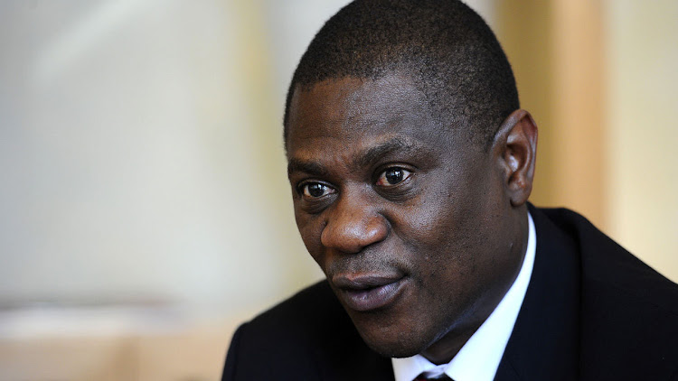 Paul Mashatile. Picture: SUPPLIED
