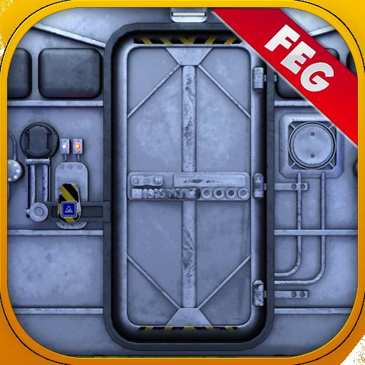 Escape Games Space Mission 解謎 LOGO-玩APPs