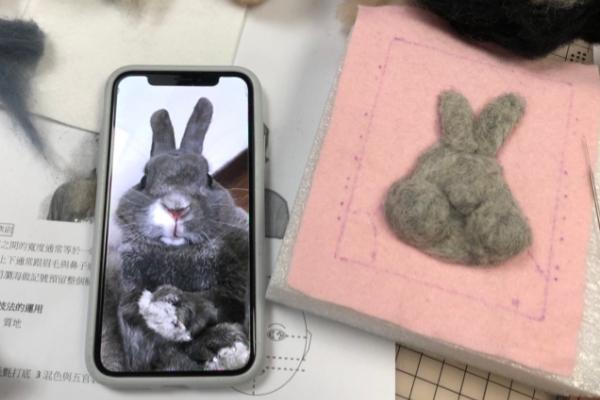 寵物兔 毛孩客製化禮物