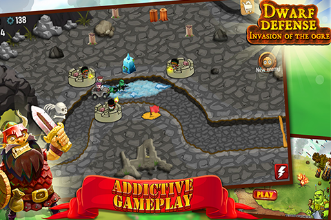 Dwarf Defense- screenshot
