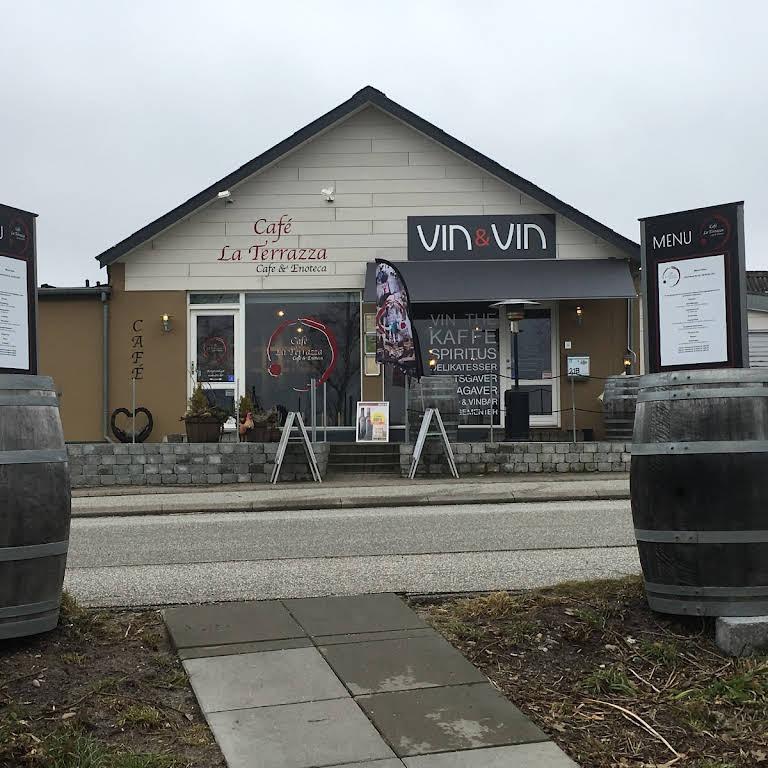 Vin Vin Taulov Café Enoteca La Terraza Café Og Vin I
