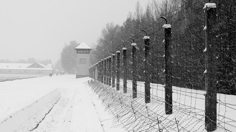 Neve a Dachau di giampieropetrone