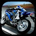 Bike Race Highway - Bike stunt games icon