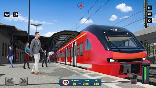 City Train Driver Simulator 2019: Free Train Games apktreat screenshots 2