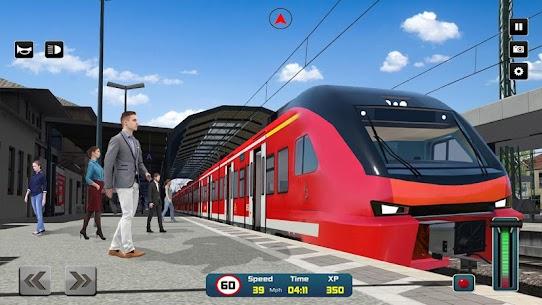 City Train Driver Simulator 2019: Free Train Games 2