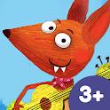 Little Fox Music Box icon