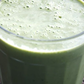 Groovy Green Smoothie.