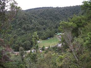 Photo: Ngatuhoa lodge January 2011