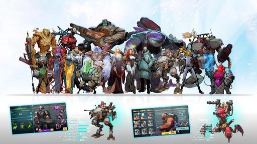 Ark of War: Galaxy Pirate Fleet  captures d'u00e9cran 21