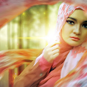 The Ayumi by Bagus Radhityo - Digital Art People