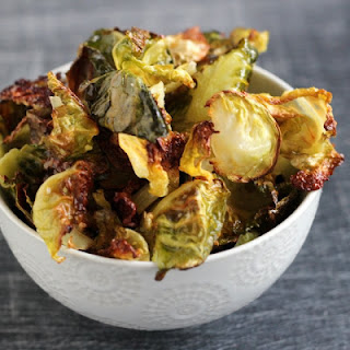 Crispy Brussels Sprouts Chips