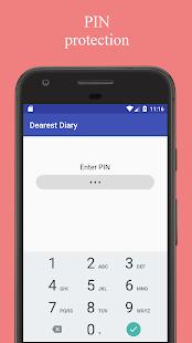 Dearest Diary - náhled