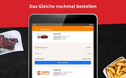 LIEFERHELD | Order Food screenshot 10