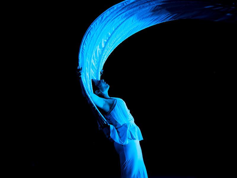 Danzatrice di boomerang