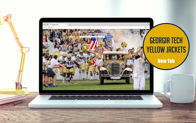 Georgia Tech New Tab