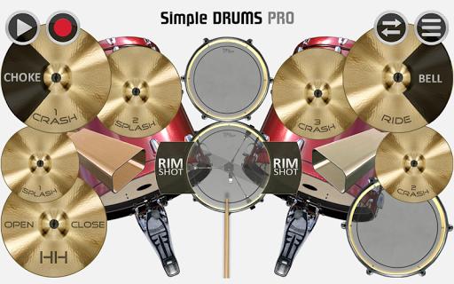 Simple Drums Pro - The Complete Drum App 1.1.7 screenshots 15