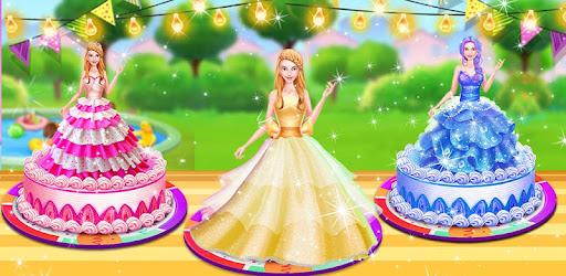 Приложения в Google Play – Ice Cream Chocolate Doll Cake ...