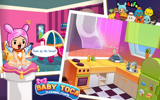 My Baby Town : Toca Dollhouse for Android apk 2