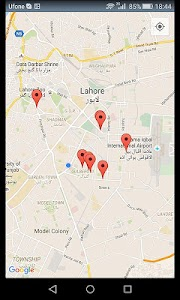 Mobile Location Tracker Map screenshot 3