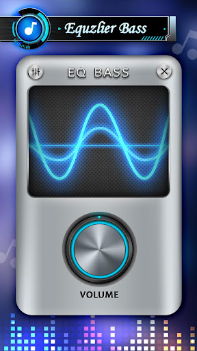Equalizer, Bass Booster & Volume Booster - EQ 1.5.6 screenshots 1