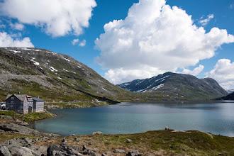 Photo: Geirangerfjord, Djupvatn-See, Norwegen